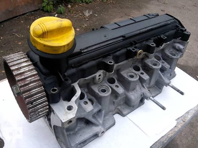 бу Б/у головка блока для легкового авто Renault Kangoo в Житомире