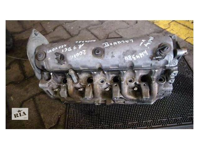 бу Б/у головка блока для легкового авто Renault Laguna 1.9 dci в Ужгороде