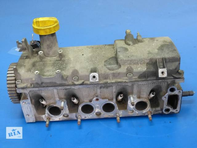 продам Б/у головка блока для легкового авто Renault Megane 1.4 E7JB6 / 26  бу в Яворове