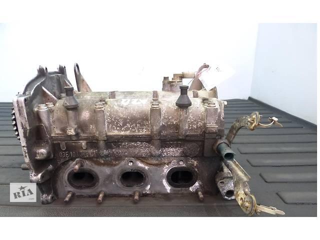 бу Б/у головка блока для легкового авто Skoda Fabia 1.2 AZQ 03E103373C в Яворове (Львовской обл.)