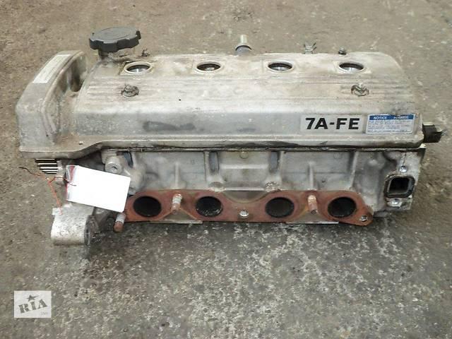 бу Б/у головка блока для легкового авто Toyota Avensis 7A-FE 1.8 в Яворове