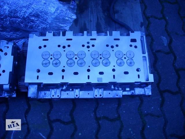 бу Б/у головка блока для пассажирского авто Opel Vivaro 2.2  2.5 DCI 16V в Львове