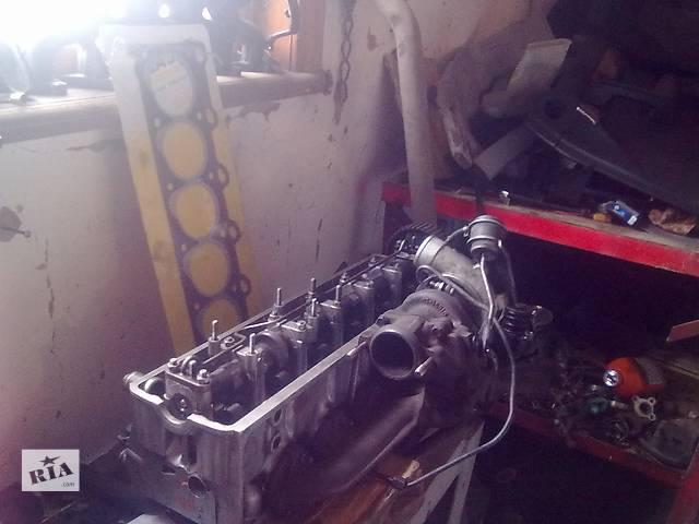 бу Б/у головка блока для седана BMW 524 после кап ремонта в Вышгороде