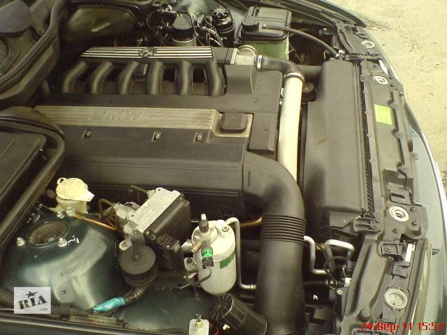 бу Б/у головка блока для седана BMW 525 в Надворной