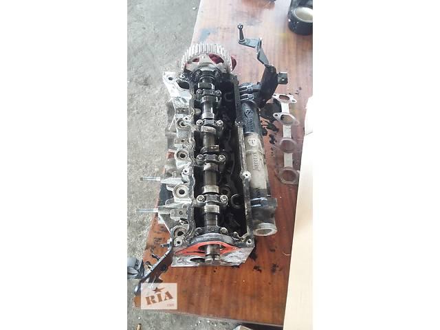 бу Б/у Головка блока двигуна K9K B802 N764 50,63,66, 78кВт на Рено Канго Кенго Кангу 2 в Рожище