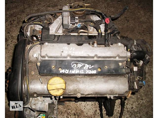 купить бу Б/у Головка блока Мотор 1,6 16V бензин Opel Zafira Опель Зафира 2003 в Рожище