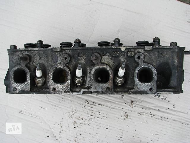 купить бу Б/у головка блока Opel Astra F/Vectra A 1.6i C16NZ/X16SZ 1988-1995, 90209918, R90209918 в Броварах