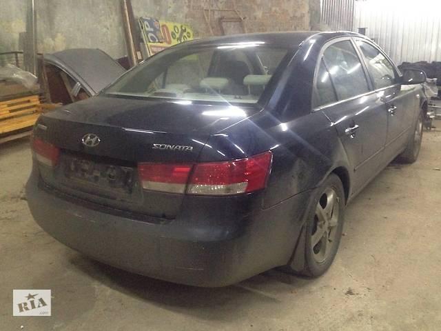 купить бу Б/у фанарь задний Hyundai Sonata NF 2.0 в Одессе