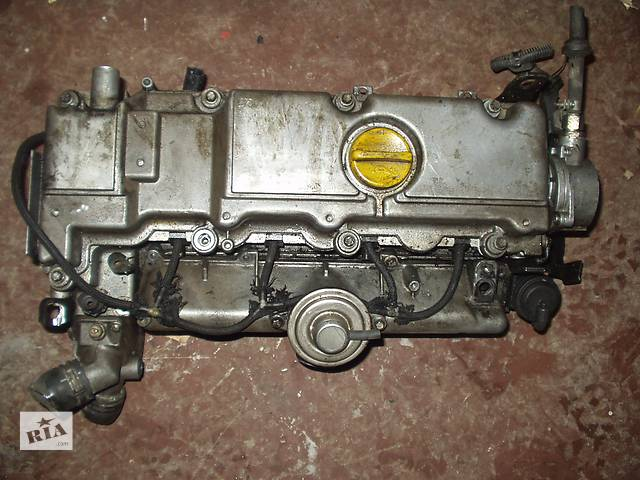 Б/у Головка блока Opel Vectra B 2,0 DTI / 2,2 DTI кат № R9128 018 , гарантия , доставка по всей Украине .- объявление о продаже  в Тернополе