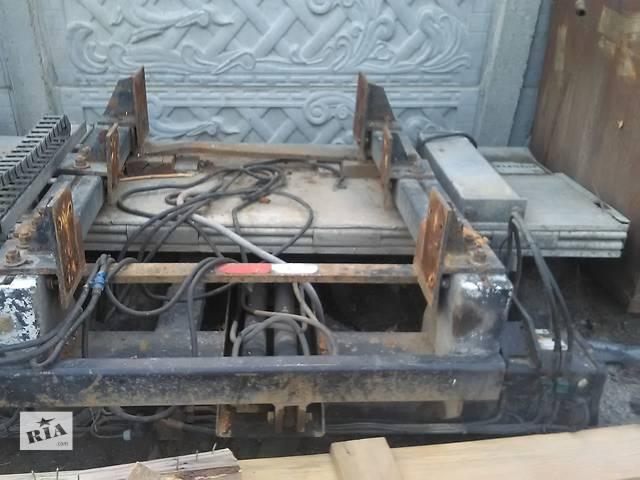 бу Б/у гидроборт для грузовика в Житомире