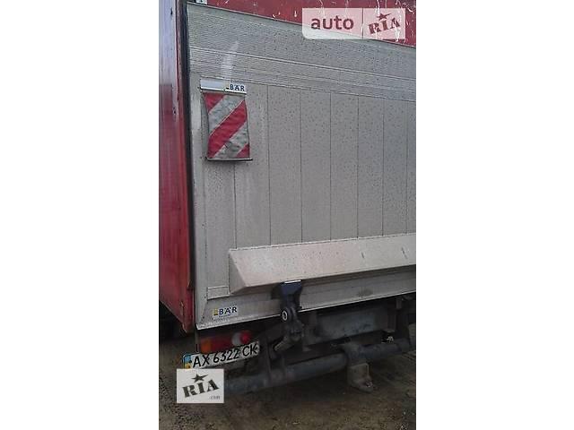 купить бу Б/у гидроборт для грузовика в Днепре (Днепропетровск)