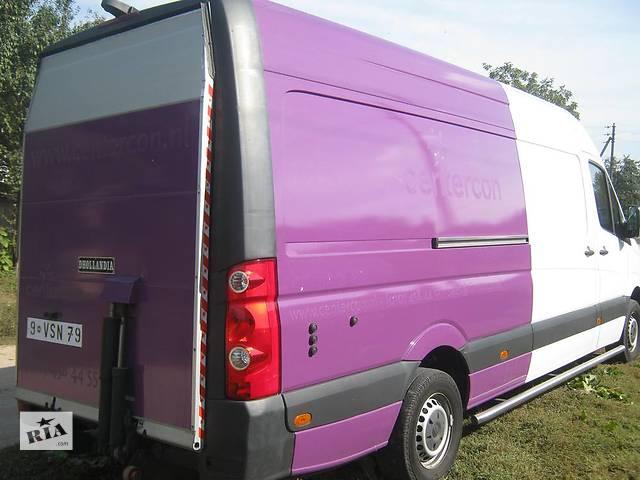 продам Б/у гидроборт для микроавтобуса Volkswagen Crafter _Mercedes-Sprinter бу в Ровно