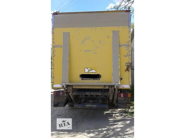 Б/у гидроборт ман 8 153  почтовик- объявление о продаже  в Ивано-Франковске