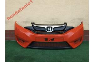 б/у Бампер передний Honda Jazz
