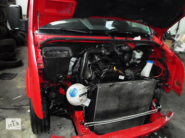 купить бу Б/у Інтеркулер, радиатор интеркуллера для Volkswagen Crafter Фольксваген Крафтер 2.5 TDI 2006-2010 в Рожище