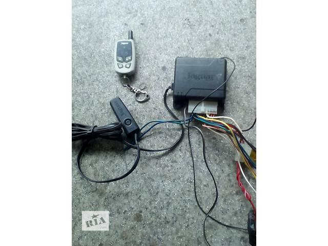 Б/у Jaguar JK-77- автосигнализация с двусторонней связью и LED- брелком - объявление о продаже  в Житомире