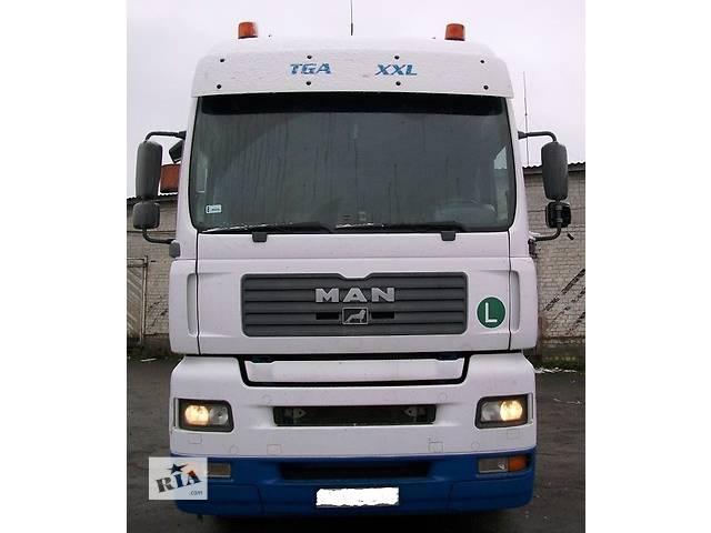 бу Б/у Кабіна кабина для грузовика МАН MAN TGA 18 480 Evro3 2003 в Рожище