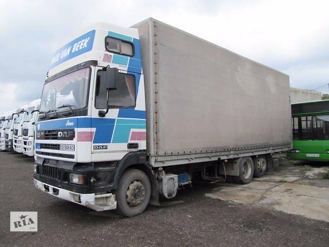 продам Б/у кабина для грузовика Daf ATI бу в Черновцах