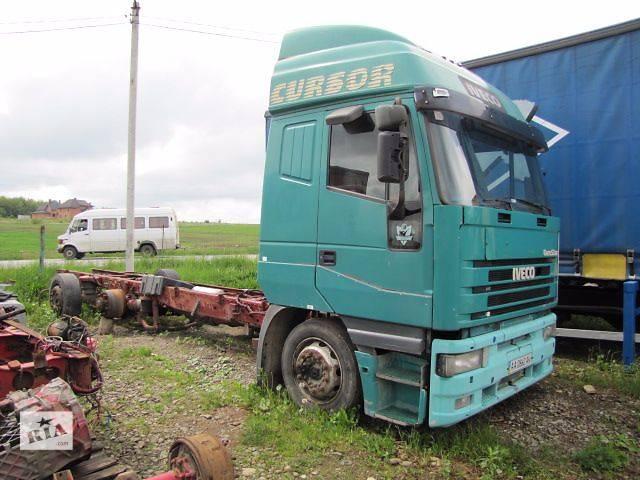 купить бу Б/у кабина для грузовика Iveco EuroStar в Черновцах
