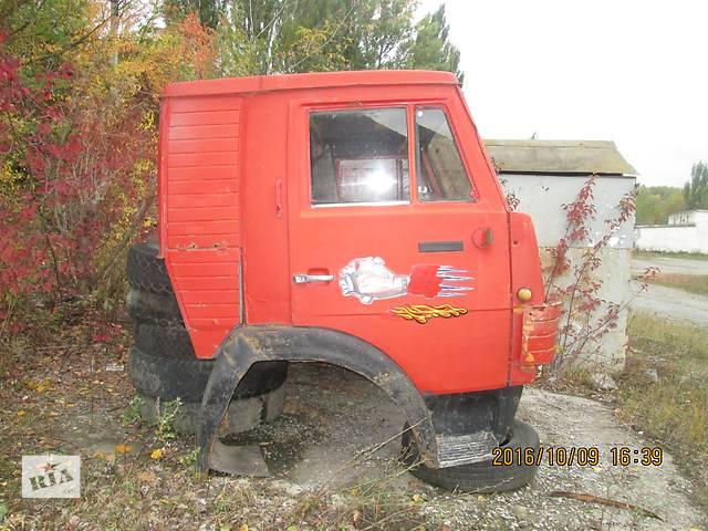 бу Б/у кабина для грузовика КамАЗ 55102 в Хмельницком