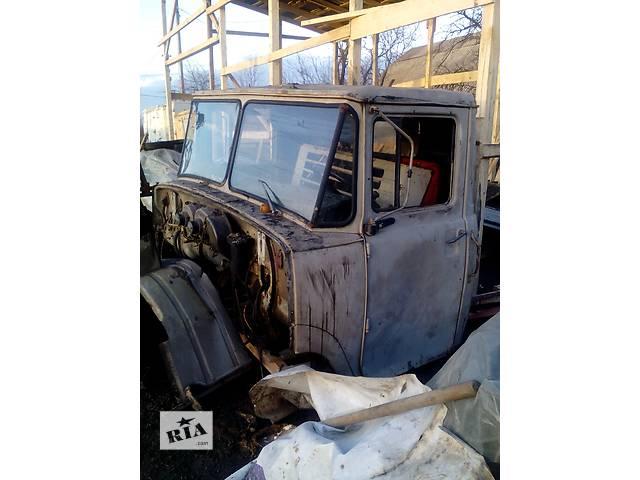 Б/у кабина для грузовика КрАЗ 6510- объявление о продаже  в Виннице