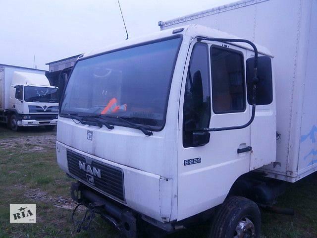 продам Б/у кабина для грузовика MAN 8.224 2000 бу в Бучаче