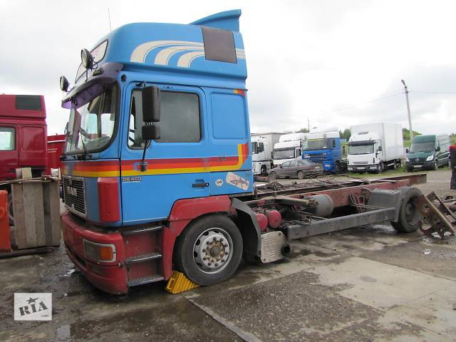 продам Б/у кабина для грузовика MAN бу в Черновцах