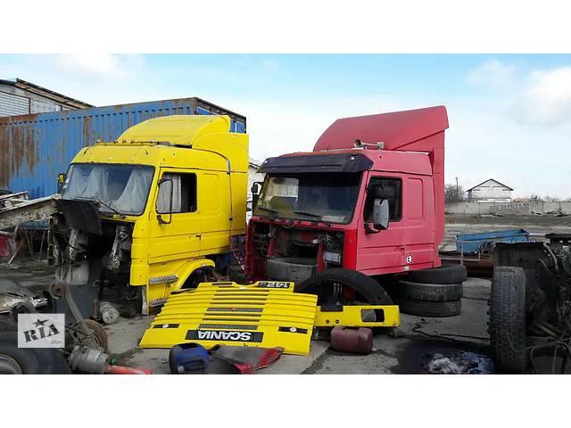 продам Б/у кабина для грузовика Scania 143 1995 бу в Черноморске (Ильичевск)