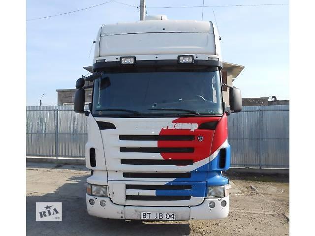 Б/у кабина для грузовика Scania- объявление о продаже  в Черновцах
