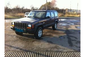 б/у Кабины Jeep Cherokee