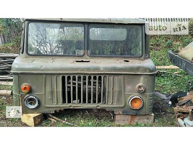 продам Б/у кабина  ГАЗ 66 недорого бу в Яремче