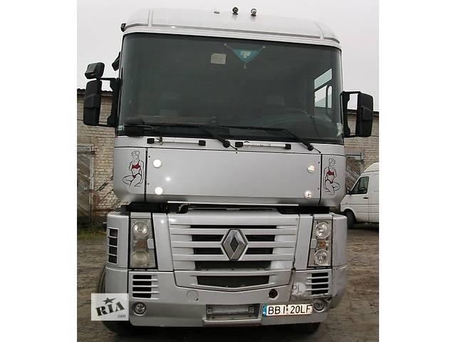 продам Б/у кабина Renault Magnum DXI Рено Магнум 440 2005г Evro3 бу в Рожище