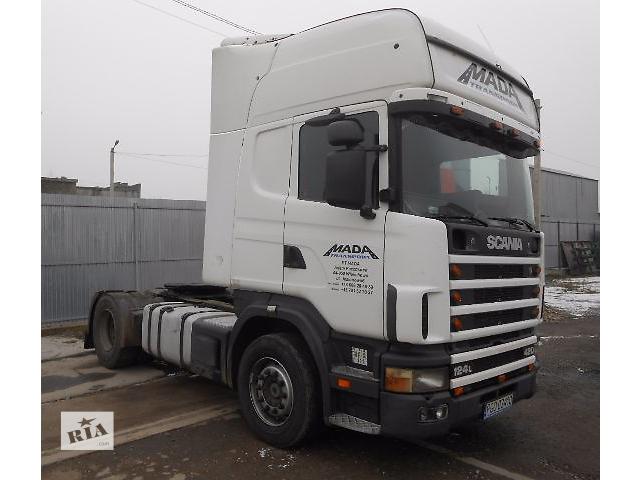 Б/у Кабина TOP LINE для Scania- объявление о продаже  в Черновцах