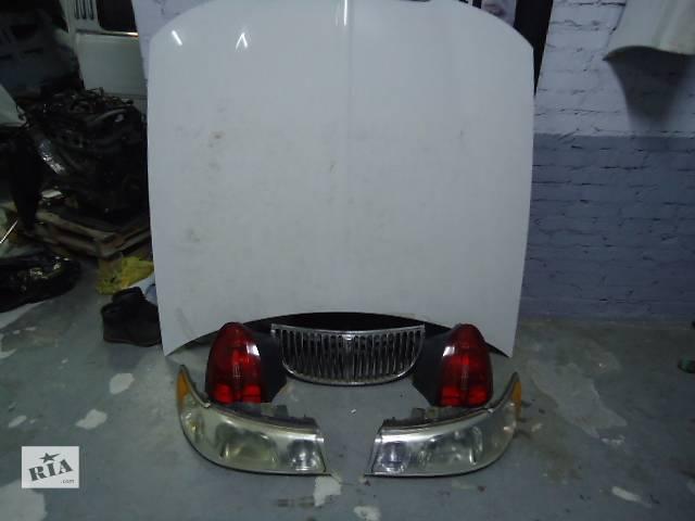 купить бу Б/у капот (аллюминевый, 1W1Z16612AA) для легкового авто Lincoln Town Car в Киеве
