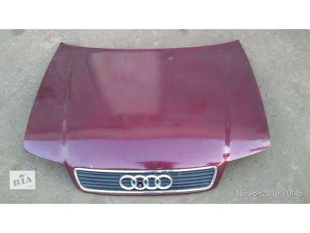 бу Б/у капот для  Audi A4 в Луцке