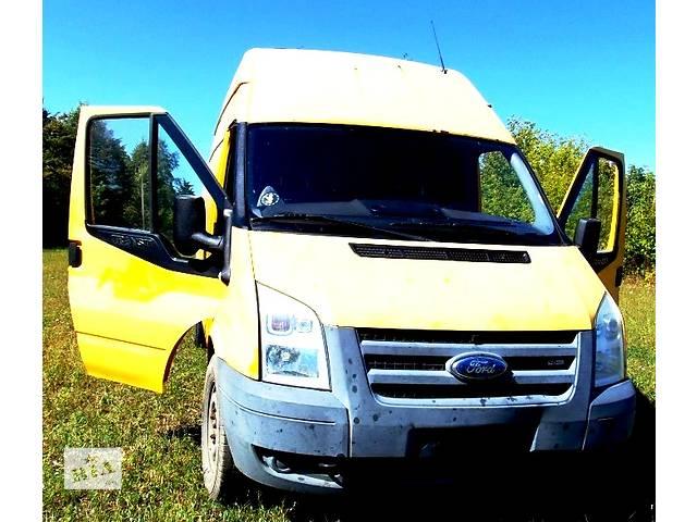 продам Б/у капот для автобуса Ford Transit Форд Транзит с  2006- бу в Ровно