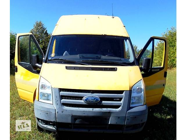 бу Б/у капот для автобуса Ford Transit Форд Транзит с 2006- в Ровно