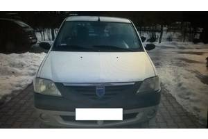 б/у Капоты Dacia Logan