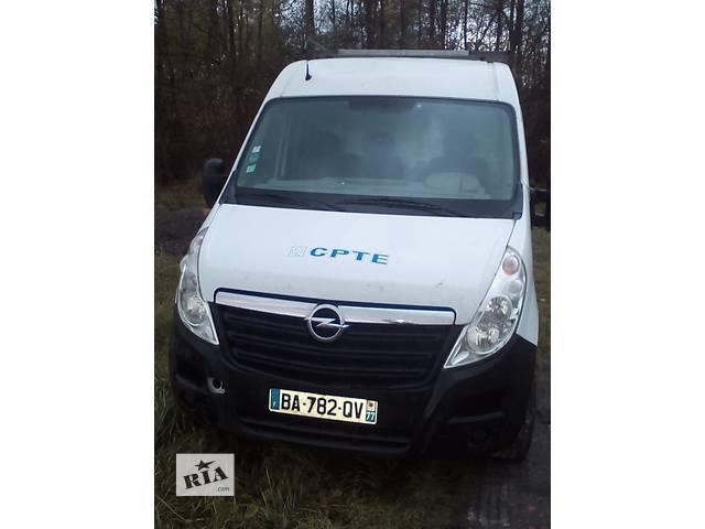 продам Б/у капот для грузовика Opel Movano 2011 бу в Ковеле