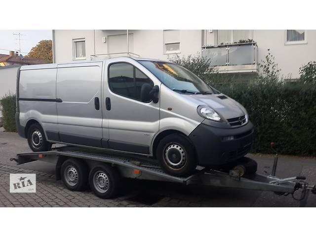 бу Б/у капот для грузовика Opel Vivaro в Львове