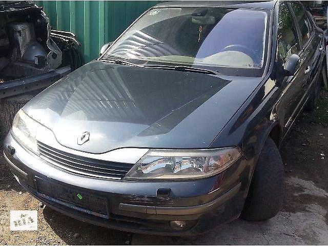 Б/у капот для хэтчбека Renault Laguna II 2004- объявление о продаже  в Одессе