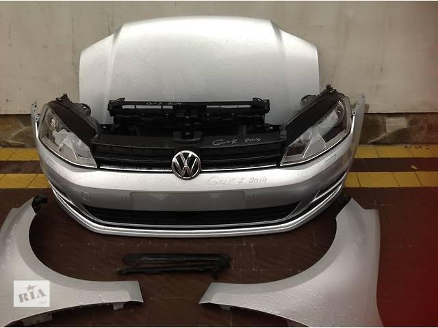 купить бу Б/у капот для хэтчбека Volkswagen Golf VII в Львове