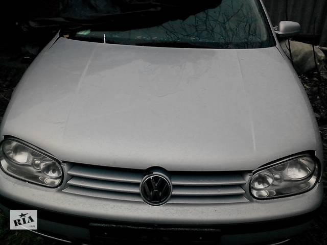 продам Б/у капот для хэтчбека Volkswagen Golf бу в Харькове