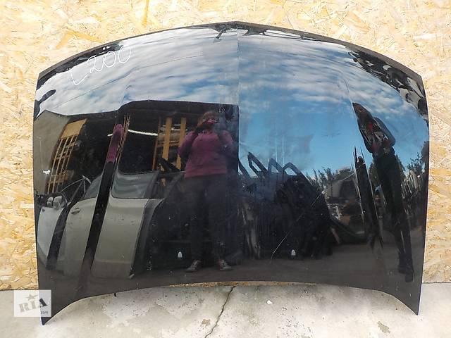 бу Б/у капот для кроссовера Mitsubishi L 200 в Ровно