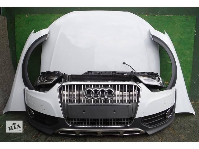 Б/у капот для легкового авто Audi A4 Allroad- объявление о продаже  в Львове