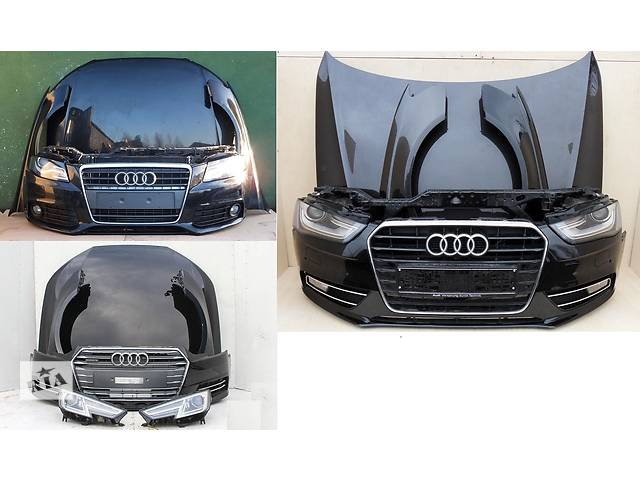 Б/у капот для легкового авто Audi A4 B9 08-15- объявление о продаже  в Львове