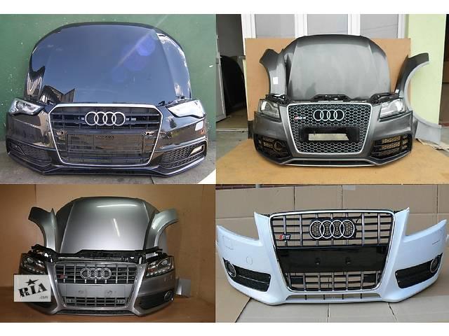 бу Б/у капот для легкового авто Audi A5 в Львове