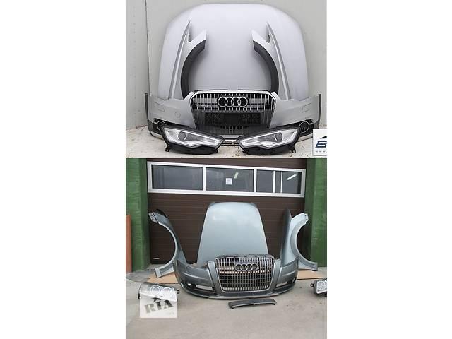 купить бу Б/у капот для легкового авто Audi A6 Allroad в Львове