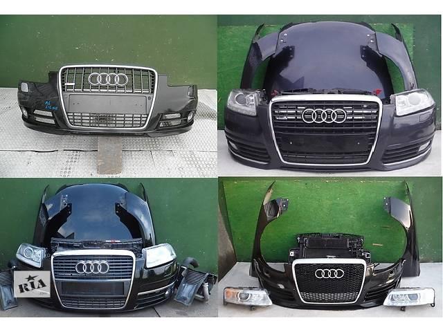 продам Б/у капот для легкового авто Audi A6 C6 04-11 бу в Львове