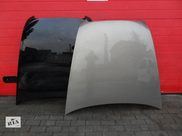 бу Б/у капот для легкового авто Audi A6 C6 4F0 04-11 в Львове
